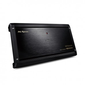 Amplificador de 4 canales marca KENWOOD modelo KAC-HQR1004