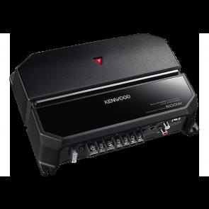 Amplificador de 2 canales marca KENWOOD modelo KAC-PS702EX