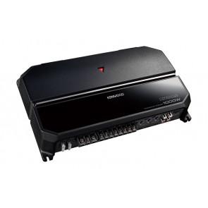 Amplificador de 4 canales marca KENWOOD modelo KAC-PS704EX