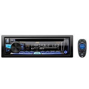 Autorradio marca JVC MOBILE modelo KD-AR565
