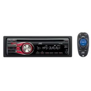 Equipo MP3 marca JVC-MOBILE modelo KD-R338