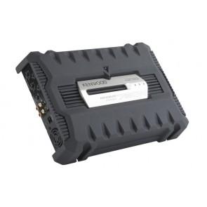 Amplificador de 4 canales marca KENWOOD modelo KAC-7404