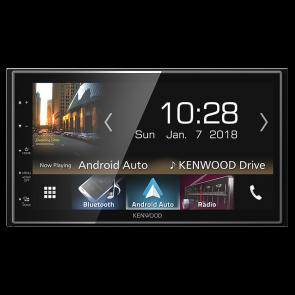 Equipo Multimedia Kenwood DMX7018BTS - 2 DIN AAC/WMA/WAV/MP3/Bluetooth