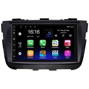 """Autoradio universal ANDROID 10 Pantalla 7"""" + consola adaptadora para KIA SORENTO 2013-2014, Procesador 4 Nucleos (16+2) con WIFI-GPS-BT-USB + Camara Retro (EN STOCK)"""