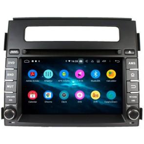 Autoradio Homologado KIA SOUL 2012-2013  Procesador 8 Nucleos (64+4) Android 9 - Pantalla 8
