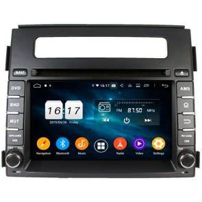 """Autoradio Homologado KIA SOUL 2012-2013  Procesador 8 Nucleos (64+4) Android 9 - Pantalla 8"""" Tecnologia Ips con DVD-WIFI-GPS-BT-Procesador Audio DSP +Cam +TV Full HD (Importación 10D)"""