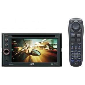 Equipo Multimedia marca JVC-MOBILE modelo  KW-AV68BT