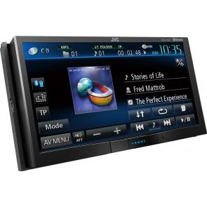 Equipo Multimedia marca JVC-MOBILE modelo   KW-AV78BT