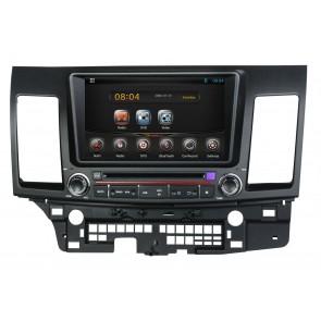"Autoradio homologado MITSUBISHI LANCER 2006-2012 Android 5.1.1 procesador 4 Nucleos - Pantalla 8"" + Camara Retro, DVD-TV-GPS-BT-USB-SD-WIFI (Importación 10D)"