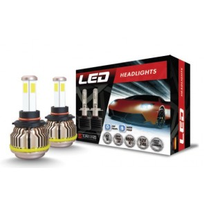 Luces Led S8A marca OZ TUNING codigos H4  (8000Lm)