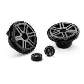 "COMPONENTE MARINO de 7.7"" (negro titanio)  marca JL AUDIO  modelo M770-TCS-SG-TB"