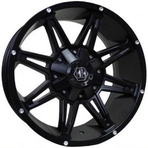 "Juego de aros marca MAYHEM Wheels  modelo MM-8090-2937  mb - 20""x9.0"" - 12H (6x135)"