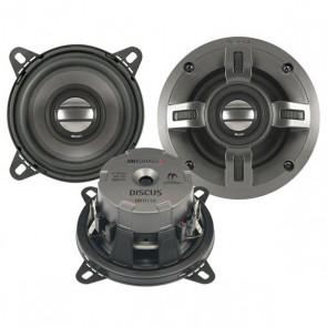 "Juego de parlantes redondos de 4"" MBQUART Discus Series modelo DKH110 (50 Rms)"