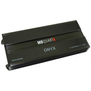 Amplificador MB QUART ONIX Series modelo ONX80.4/500