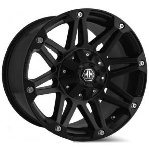 "Juego de aros marca MAYHEM Wheels  modelo MM-8010-7837 - 17""x8.0"" - 12H - CAMIONETA"