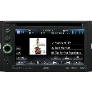 Equipo multimedia marca JVC-MOBILE modelo KW-AV61