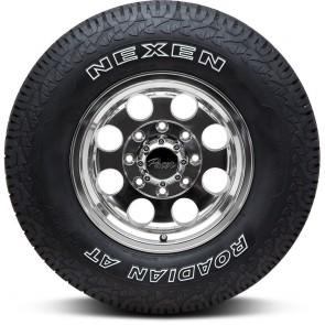 Llanta marca NEXEN TIRE  modelo Roadian A/T Pro RA8  (116S) rowl  medida 265/70 R18
