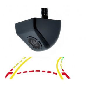 Camara de retroceso universal marca OZ TUNING modelo OZ-14ML con lineas inteligentes