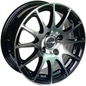 """Juego de aros marca PDW Wheels  modelo PDW-30031460-07  MB - 14""""x6.0"""" - 4H - AUTO"""