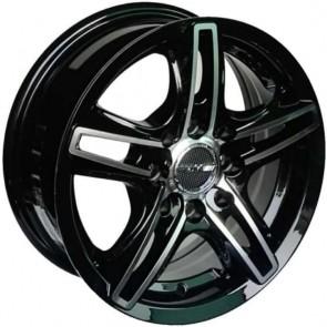 """Juego de aros marca PDW Wheels  modelo PDW-3510343  MB - 13""""x5.5"""" - 8H - AUTOS"""