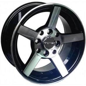 """Juego de aros marca PDW Wheels  modelo PDW-3512334  MB - 13""""x6.0"""" - 8H - AUTOS"""