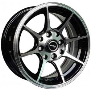 """Juego de aros marca PDW Wheels  modelo PDW-3801632  MB - 13""""x6.0"""" - 8H - AUTOS"""