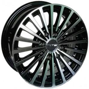 """Juego de aros marca PDW Wheels  modelo PDW-389533  MB - 13""""x5.5"""" - 8H - AUTOS"""