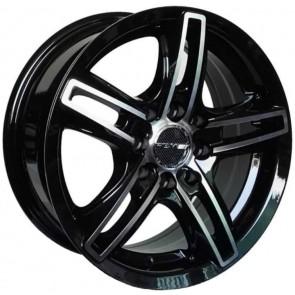 """Juego de aros marca PDW Wheels  modelo PDW-4510332  MB - 14""""x6.0"""" - 8H - AUTO"""