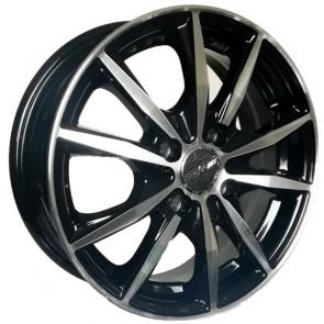 """Juego de aros marca PDW Wheels  modelo PDW-45145R85  mb - 14""""x5.5"""" - 4H - Auto"""
