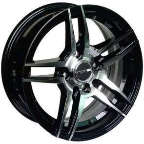 """Juego de aros marca PDW Wheels  modelo PDW-4523522  MB - 14""""x6.0"""" - 4H - AUTO"""