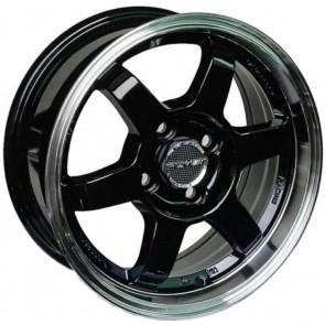 """Juego de aros marca PDW Wheels  modelo PDW-4605607  MB - 14""""x6.0"""" - 4H - AUTO"""