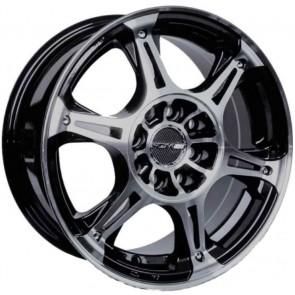 """Juego de aros marca PDW Wheels  modelo PDW-462733  MB - 14""""x6.0"""" - 8H - AUTO"""