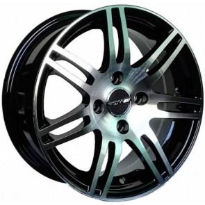 """Juego de aros marca PDW Wheels  modelo PDW-472047  MB - 14""""x6.0"""" - 4H - AUTO"""