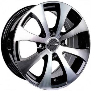 """Juego de aros marca PDW Wheels  modelo PDW-4806145  MB - 14""""x6.0"""" - 4H - AUTO"""