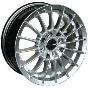 """Juego de aros marca PDW Wheels  modelo PDW-486991  HS - 14""""x6.0"""" - 8H - AUTO"""