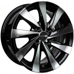 """Juego de aros marca PDW Wheels  modelo PDW-490357  MB - 14""""x6.0"""" - 4H - AUTO"""