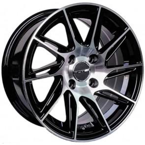 """Juego de aros marca PDW Wheels  modelo PDW-7001R1465-13 mb - 14""""x6.5"""" - 4H - AUTO"""