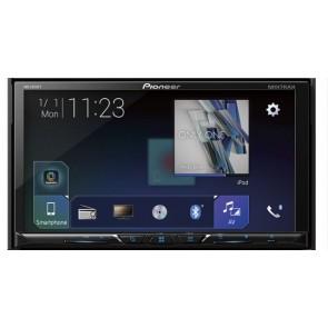 "Autorradio marca PIONEER 7"" modelo AVH-Z5150BT ( Apple CarPlay - TV - Bluetooth )"
