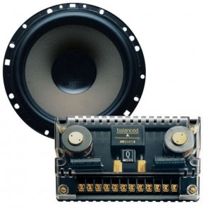 Mid bass MBQUART Q Series modelo QSD164