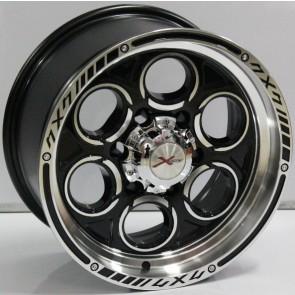 """Juego de aros marca VARELOX WHEELS  modelo R3756  b-p - 16""""x8.0"""" - 6x139.7 - Camioneta"""