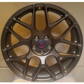 """Juego de aros HP Wheels  modelo ADV1  Bronce Mate - Réplica - 18""""x8.0"""" - 5x105 - PCR/SUV"""