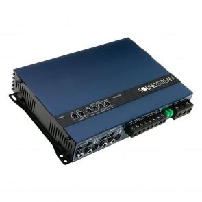 Amplificador de 4 canales marca SOUNDSTREAM modelo RN4.1400D