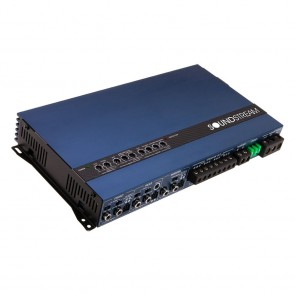 Amplificador de 5 canales marca SOUNDSTREAM modelo RN5.2000D