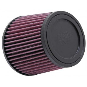 Filtro Aire Universal Cónico Rubber  4 - 5 3/8 x 4 3/8 - 5 marca K&N