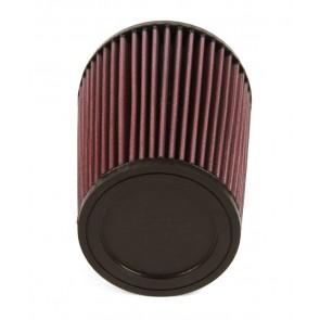 Filtro Aire Universal Cónico Rubber  4 - 5 3/8 x 4 3/8 - 7 marca K&N