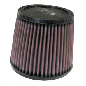 Filtro Aire Universal Cónico Rubber  2 3/4 - 5 7/8 x 4 3/4 - 5 marca K&N