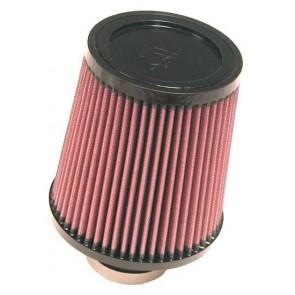 Filtro Aire Universal Cónico Rubber  2 1/2 - 6 x 5 - 6 1/2 marca K&N