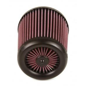 Filtro Aire Universal XStream  2 1/2 - 6 x  5 - 6 1/2 marca K&N
