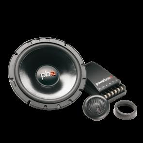 Juego de componentes marca POWERBASS modelo S-6C