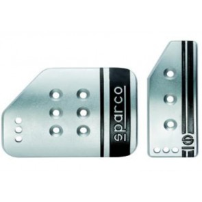Pedales marca SPARCO modelo Settanta (automatico)
